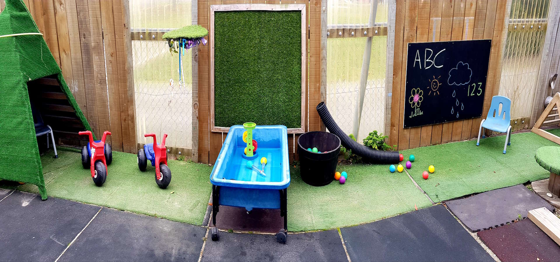 Aynsley Street Preschool - Childcare service in Timaru, New Zealand